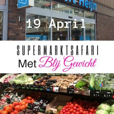 Workshop: etiketten lezen en supermarktsafari